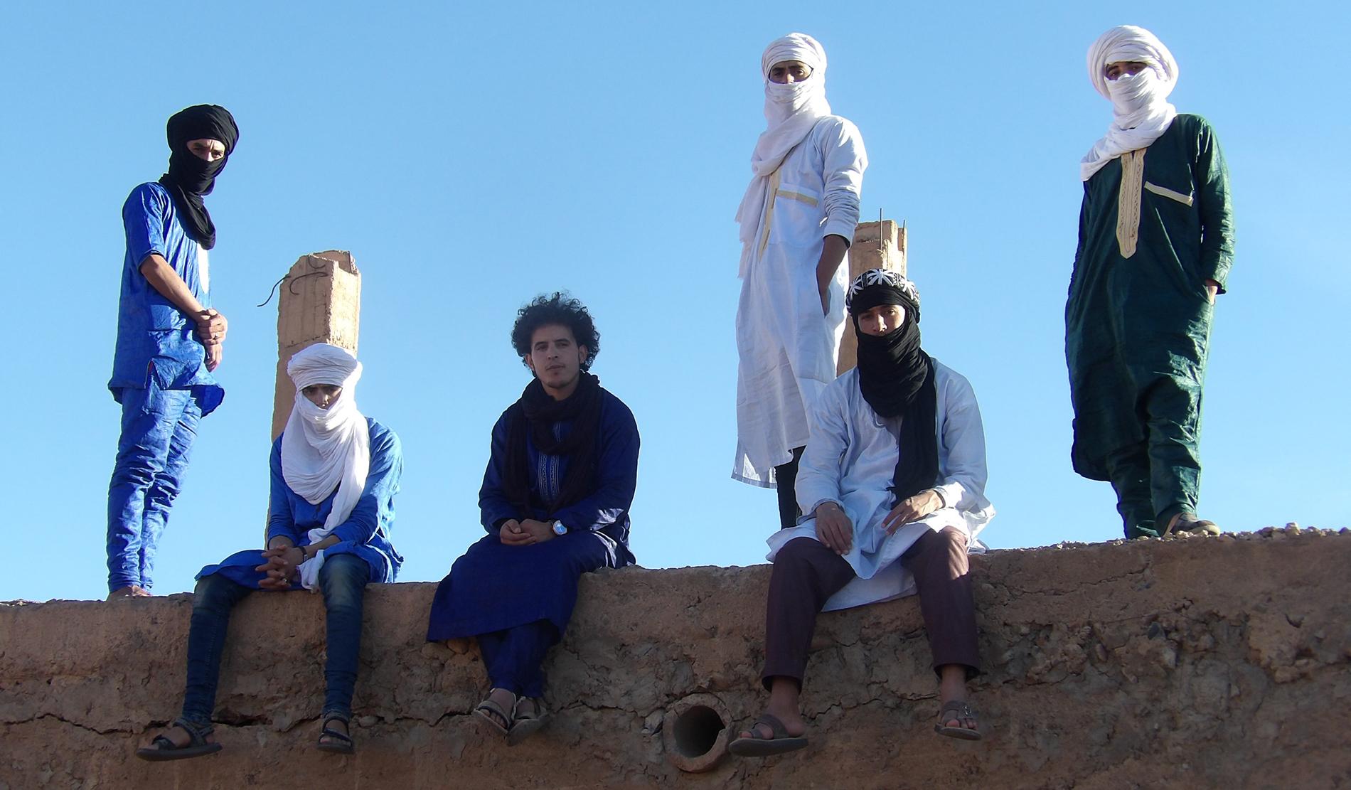 Plan B blogpost: Tarwa N-Tiniri, the blues of Amazigh singing