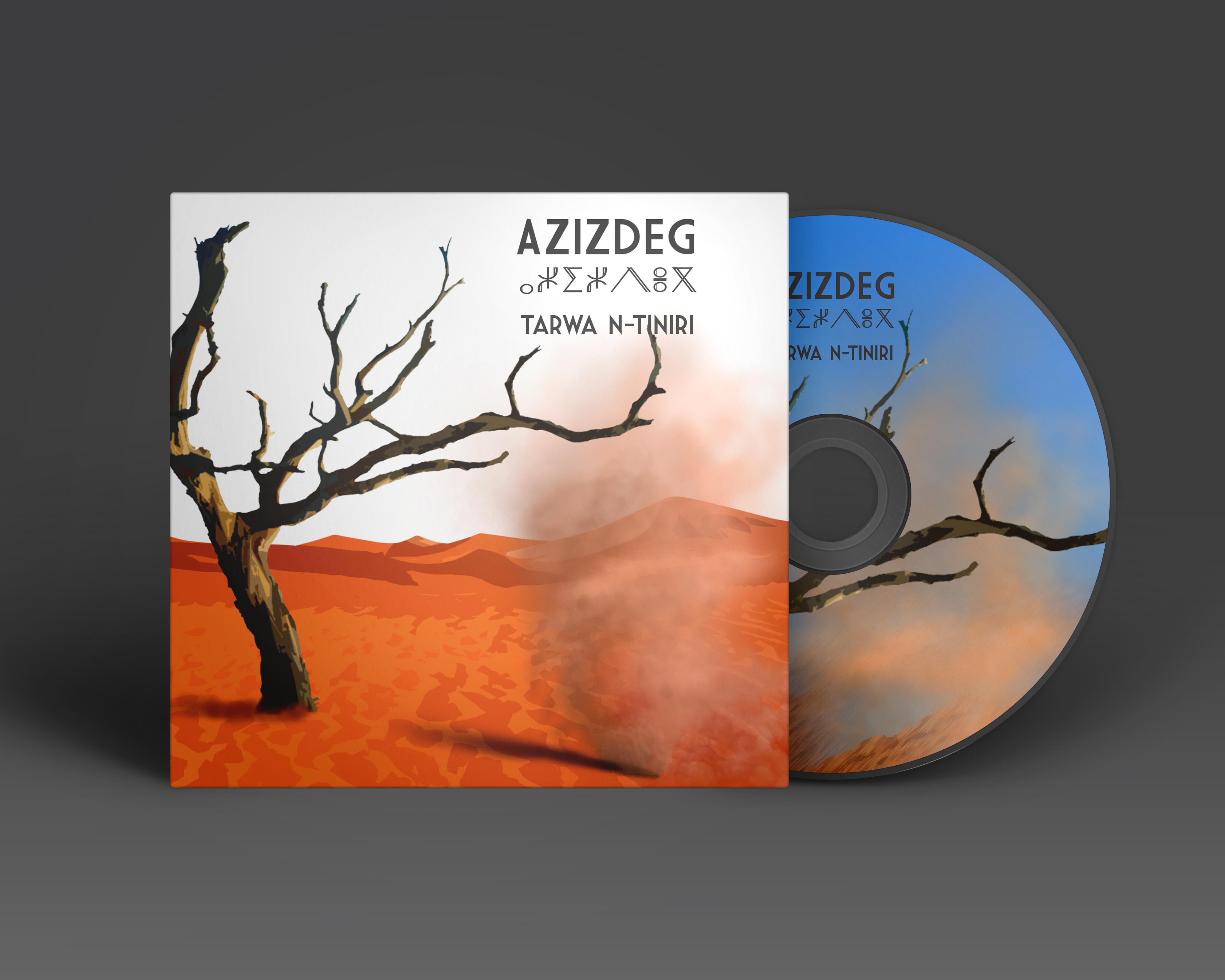 The debut album Azizdeg released