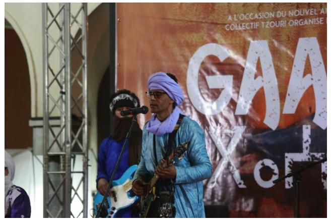 Chamspost from Gaâda festival in Oujda